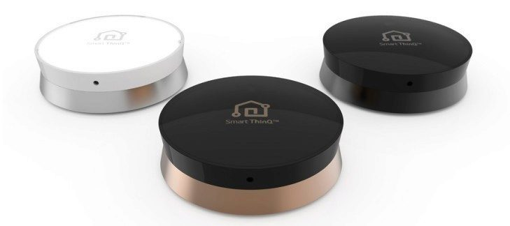 LG SmartThinQ sensor