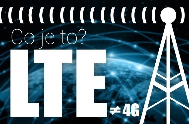 LTE síť