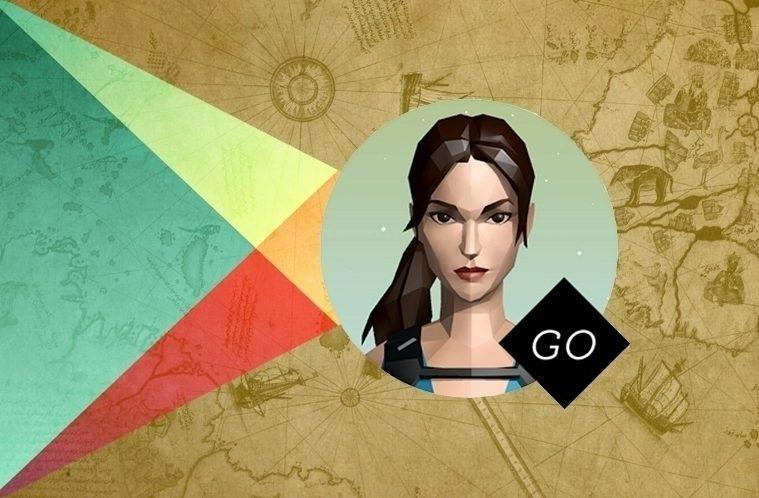 Lara Croft Go – náhleďák