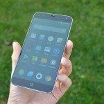 Meizu MX4 – přední strana telefonu (5)