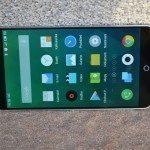 Meizu MX4 –  pohled zepředu 2