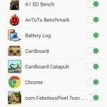 Meizu MX4 –  prostředí systému Flyme OS 4 (14)