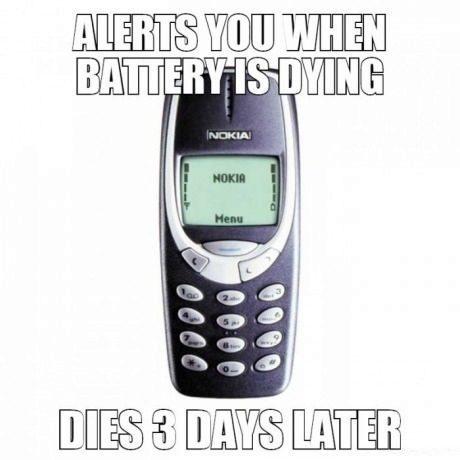 Meme - Baterie držela