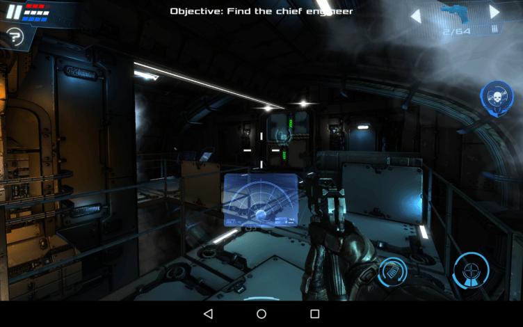 Nvidia Shield Tablet K1 Dead Effect 2