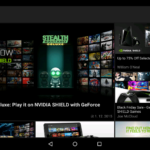 Nvidia Shield Tablet K1 Shield Hub 2