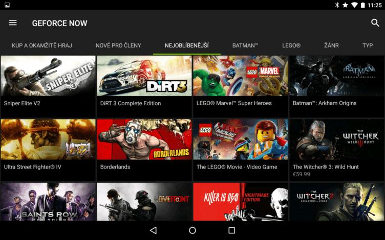 Nvidia Shield Tablet K1 Shield Hub 6