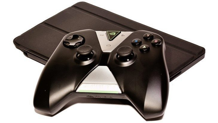 Nvidia Shield Tablet K1 controller
