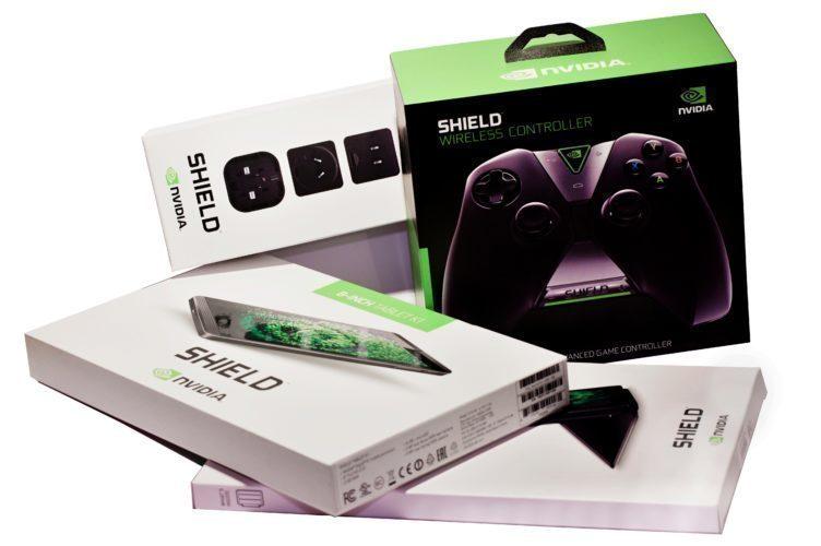 Nvidia Shield Tablet K1 + příslušenství 2