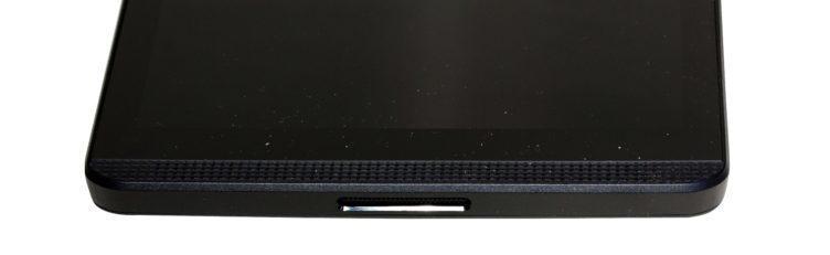 Nvidia Shield Tablet K1 reproduktur