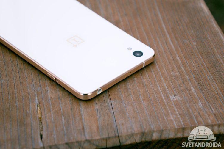 OnePlus X - přední strana (3)