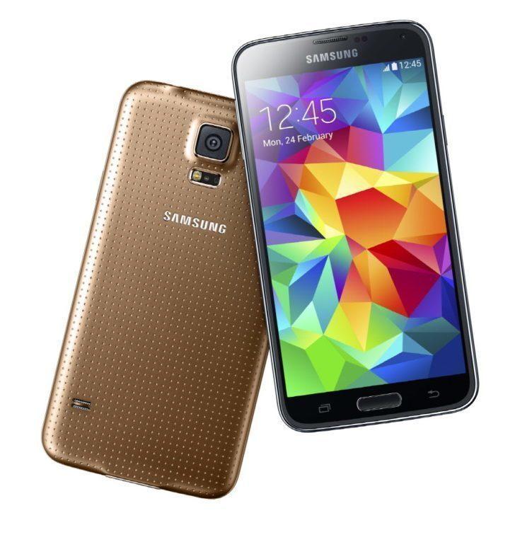Galaxy S5 by měl dostat aktualizaci v dubnu