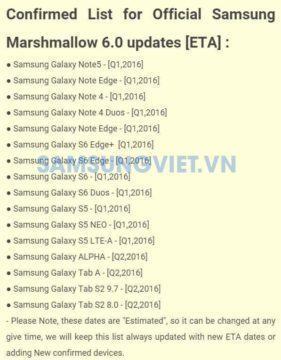Takto Samsung plánuje aktualizovat svá zařízení