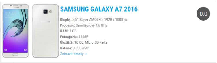 Samsung-Galaxy-A7-2016 Widget