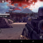 Sony Xperia Z3 Tablet Compact –  Modern Combat 4