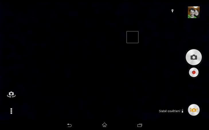 Sony Xperia Z3 Tablet Compact -  aplikace fotoaparátu (2)