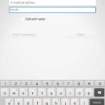 Sony Xperia Z3 Tablet Compact –  klávesnice (1)