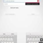 Sony Xperia Z3 Tablet Compact –  klávesnice (2)