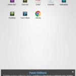 Sony Xperia Z3 Tablet Compact –  prostředí systému Android (11)