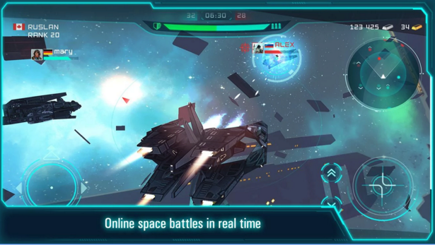 Space Jet - online hra