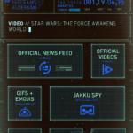 Star Wars – aplikace (3)