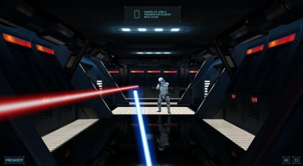 Start Wars - Light Escape