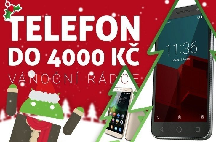 Vánoční rádce nahledovy obrazek – telefon do 4k