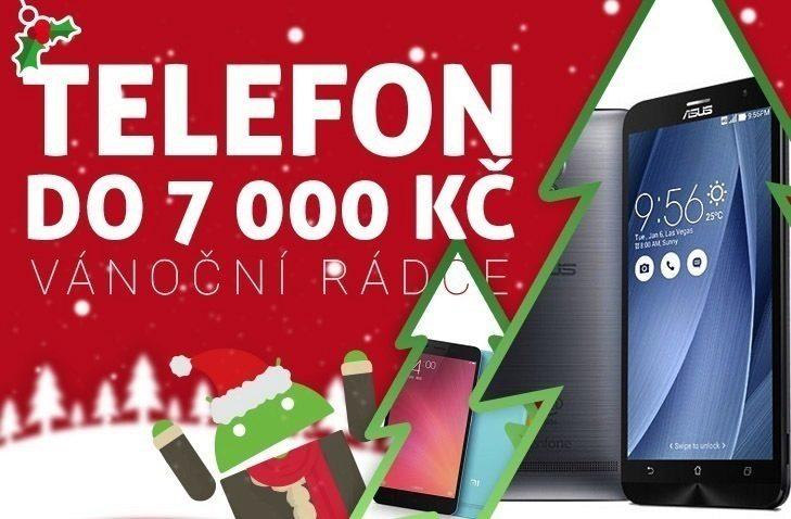 Vánoční rádce nahledovy obrazek – telefon do 7k
