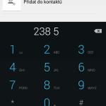 Vertu Aster –  T9 dialer