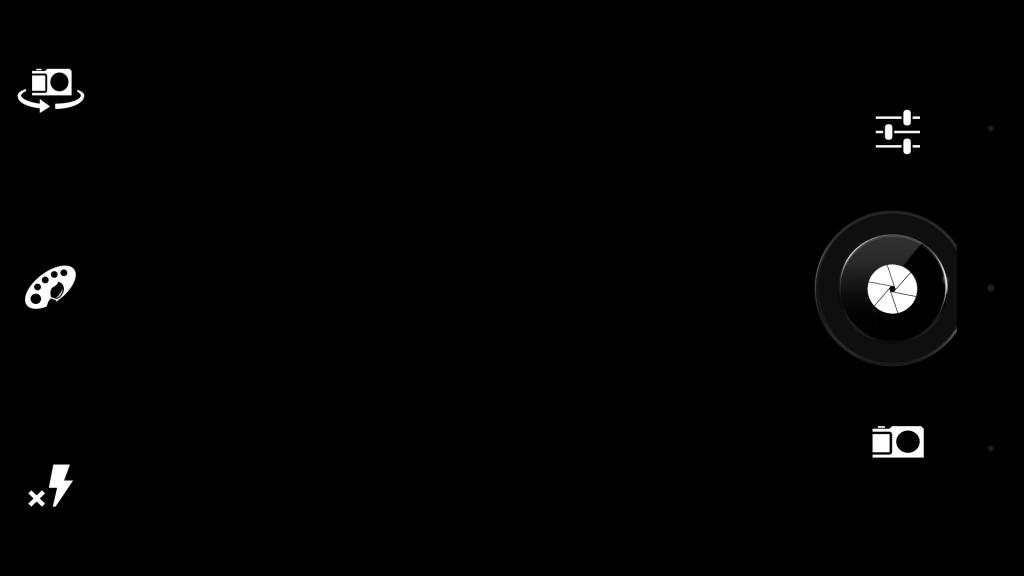 Vertu Aster - aplikace fotoaparatu (2)
