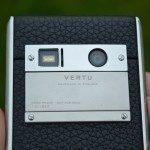 Vertu Aster – fotoaparát, štítek (2)