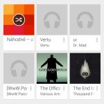 Vertu Aster –  prostředí systému Android (12)