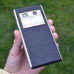 Vertu Aster – zadní strana telefonu (2)