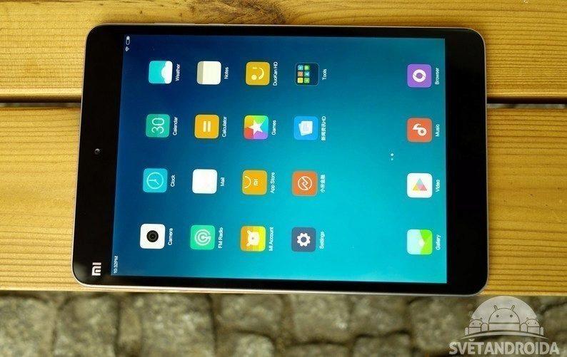 Xiaomi Mi Pad 2 TOP
