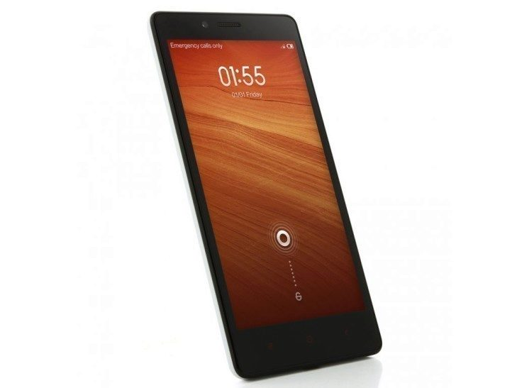 smartphone Xiaomi Redmi Note LTE