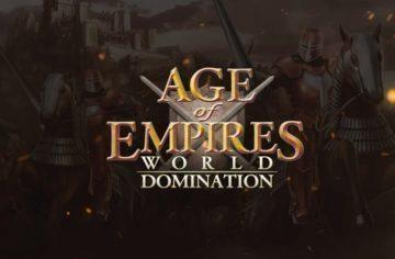 Hra Age of Empires: World Domination se řítí na Android