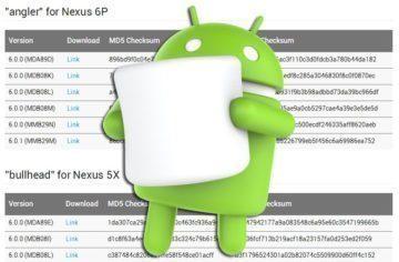 Android 6.0.1 přichází, na co se můžeme těšit? (obrazy ke stažení)
