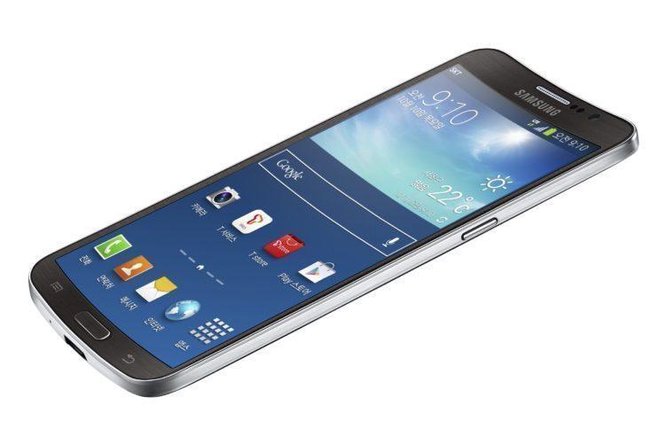 Samsung Galaxy Round šel na zahnutí trošku jinak