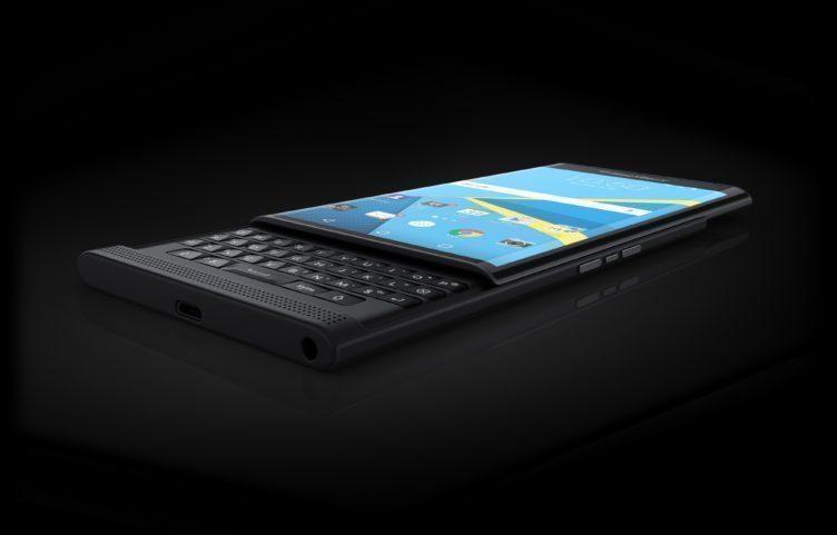 BlackBerry PRIV jako by kopírovalo tvar displeje od Samsungu
