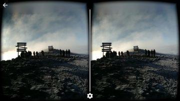 Fotografie pro 3D brýle