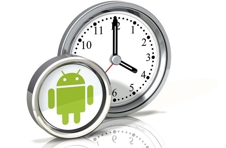 Clock Icon: Android