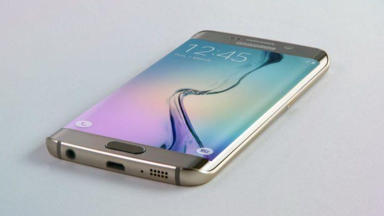 Samsung Galaxy S6 Edge a jeho zaoblené hrany