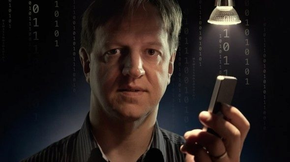Termín Li-Fi poprvé použil profesor Harald Haas z Edinburgh University