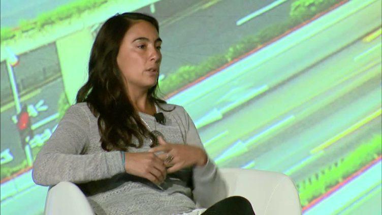 Di-Ann Eisnor: ředitelka Waze pro rozvoj