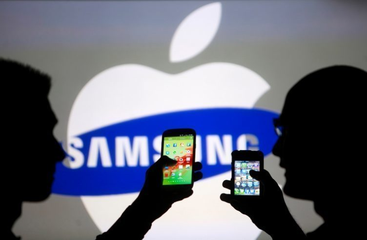 samsung apple spor vs android