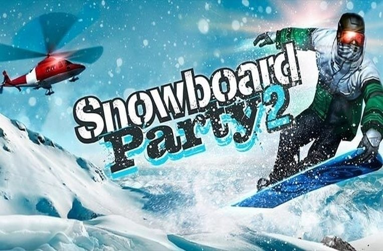 snowboard party 2 hlavni
