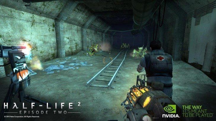 Na Androidu si zahrajete i Half-Life 2, tedy pokud máte zařízení od Nvidie