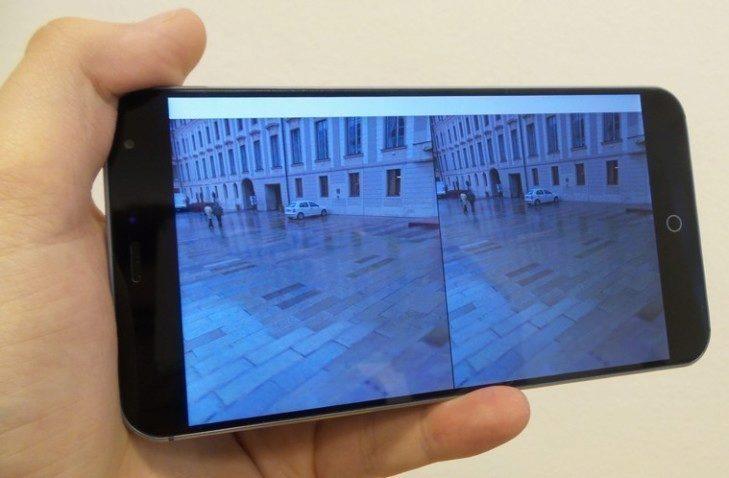 virtuální realita google cardborad street view