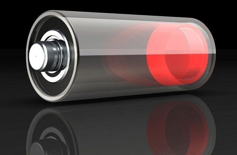 vybíjení baterie – náhled