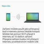 vybití baterie – mobilní data 2
