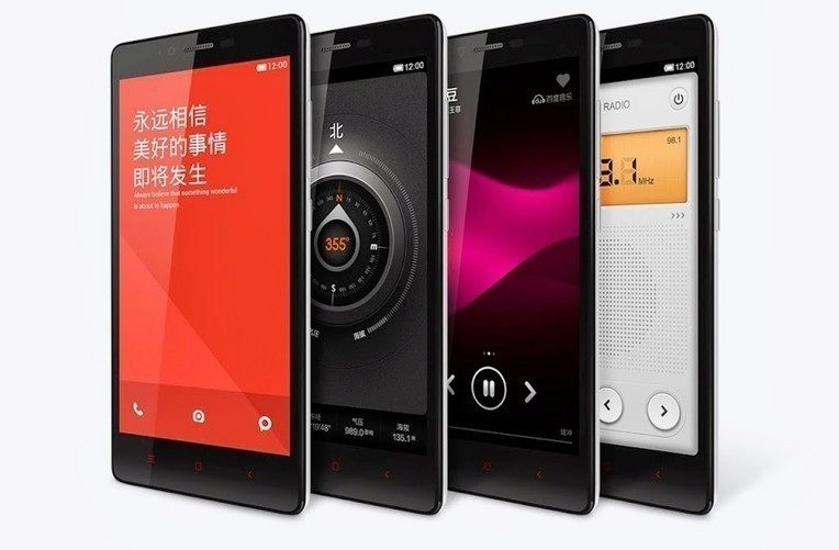 xiaomi redmi note prime top